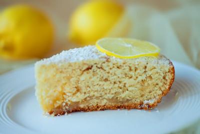 Лимонный кекс1