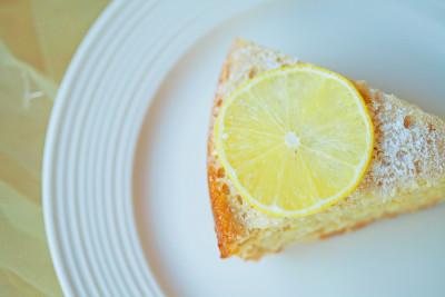 Лимонный кекс2
